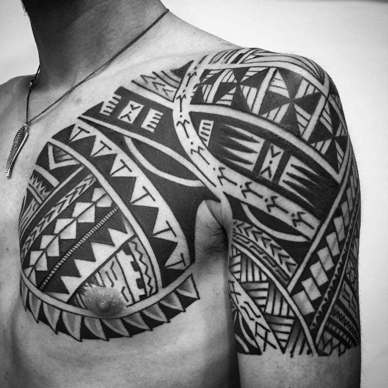 polynesische tattoos sinnvoll