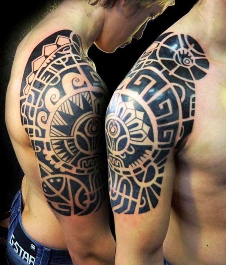 polynesische tattoos tendenziös