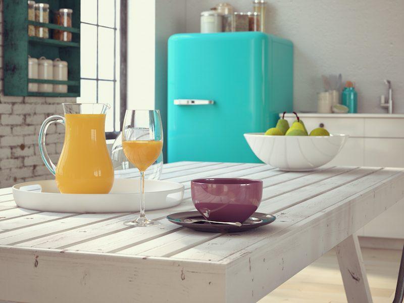 Retro Kühlschrank Bosch Schwarz : Retro kühlschrank bosch die kreative zukunft ihrer küche deko