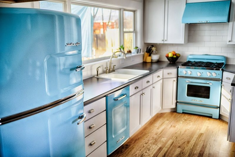 Bosch Retro Kühlschrank Blau : Retro kühlschrank bosch die kreative zukunft ihrer küche! deko