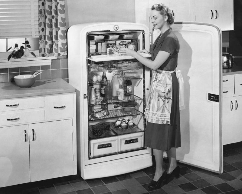Retro Kühlschrank Creme : Retro kühlschrank bosch die kreative zukunft ihrer küche! deko