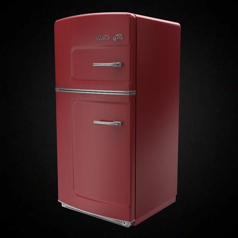 retro kühlschrank bosch innovativ