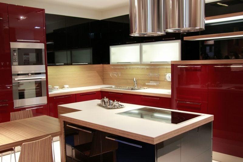Kücheninsel modernes Design