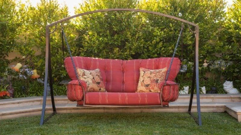 schaukel f r erwachsene garten kreative ideen f r innendekoration und wohndesign. Black Bedroom Furniture Sets. Home Design Ideas
