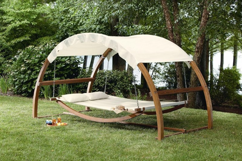 Schaukel für Erwachsene Outdoor Bett