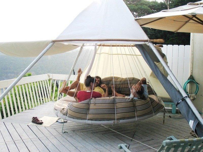 Schaukel für Erwachsene Trampoline