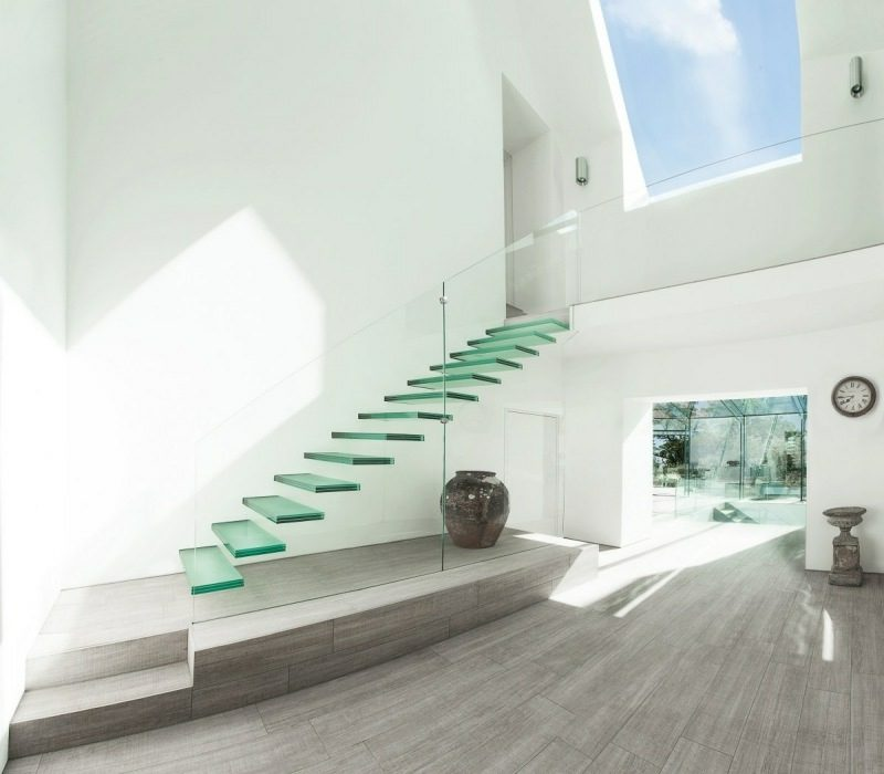 Gelander Design Ideen Treppe Interieur ~ Innovative Idee Von