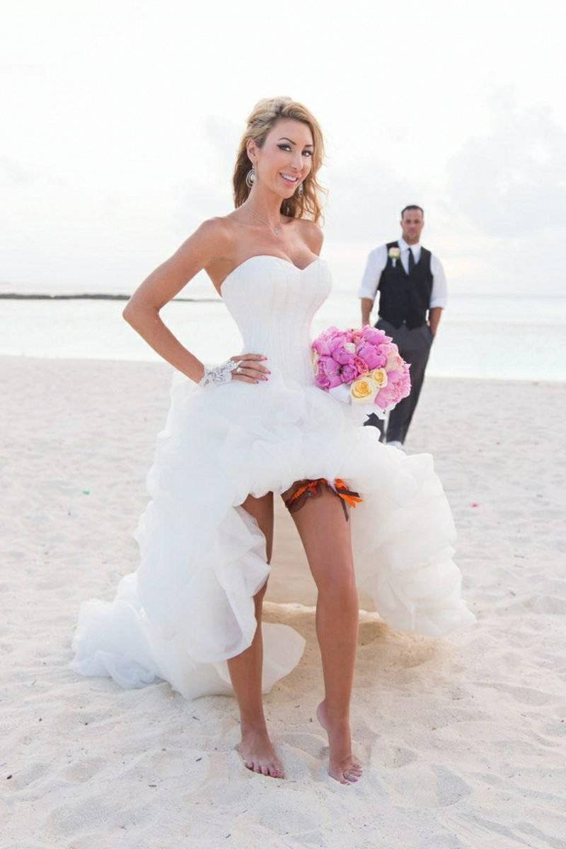sexy brautkleid Beach Wedding Dress
