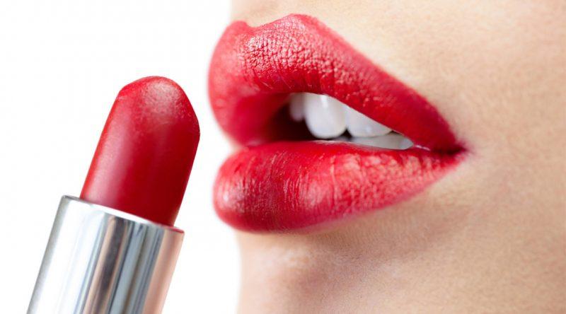 Sommertyp Rot Lippenstift