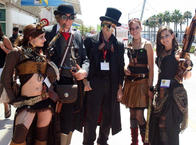 Steampunk Kleidung Ideen