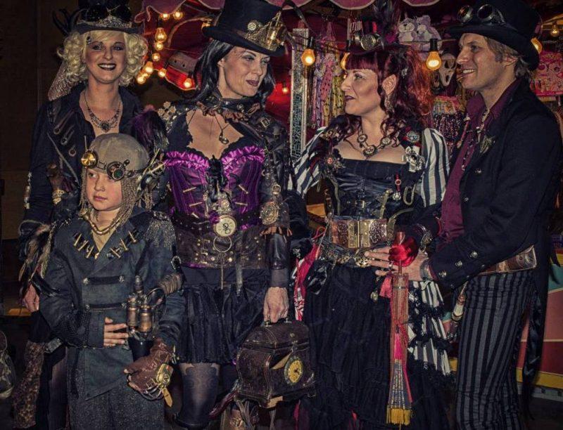 Steampunk Kleidung Kostüme