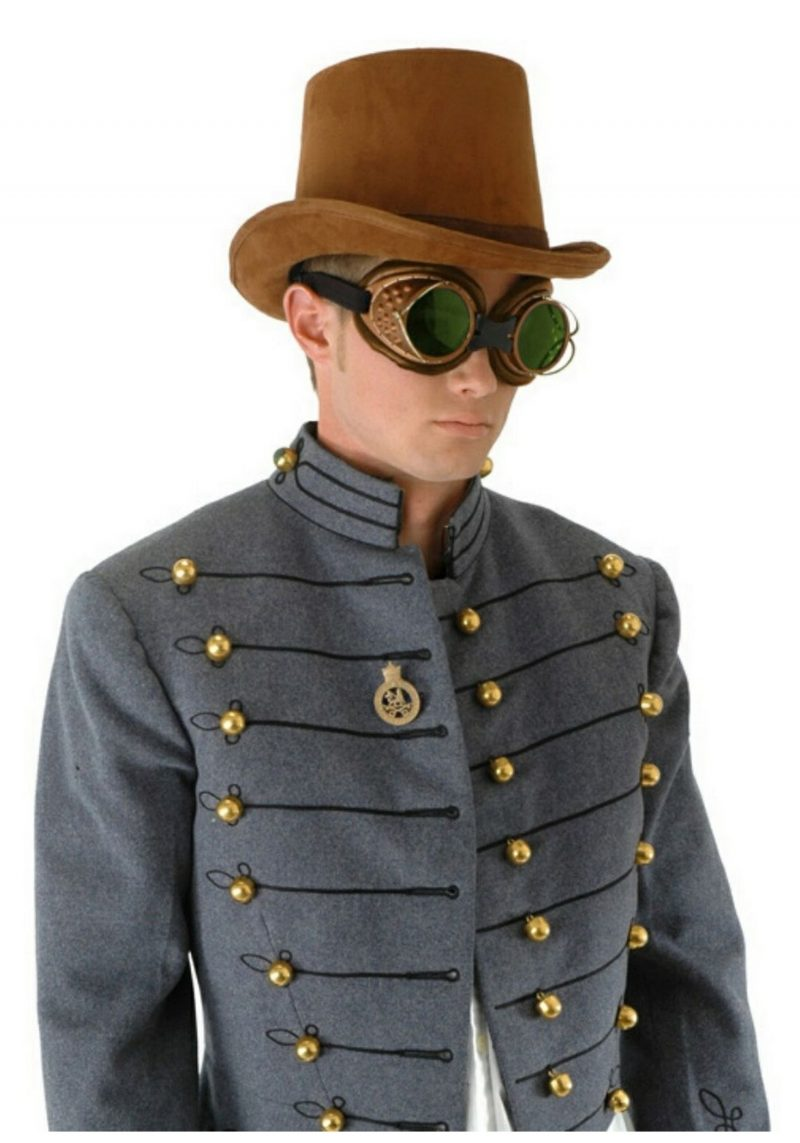 Steampunk Kleidung Männer