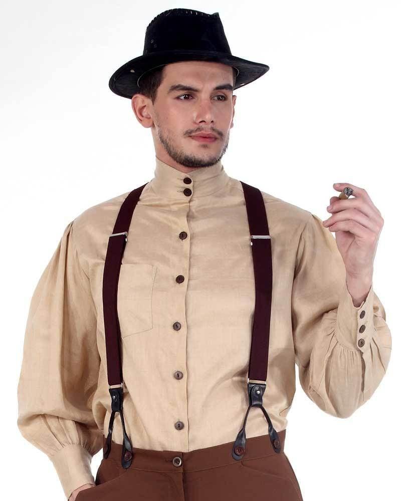 Steampunk Kleidung Herren