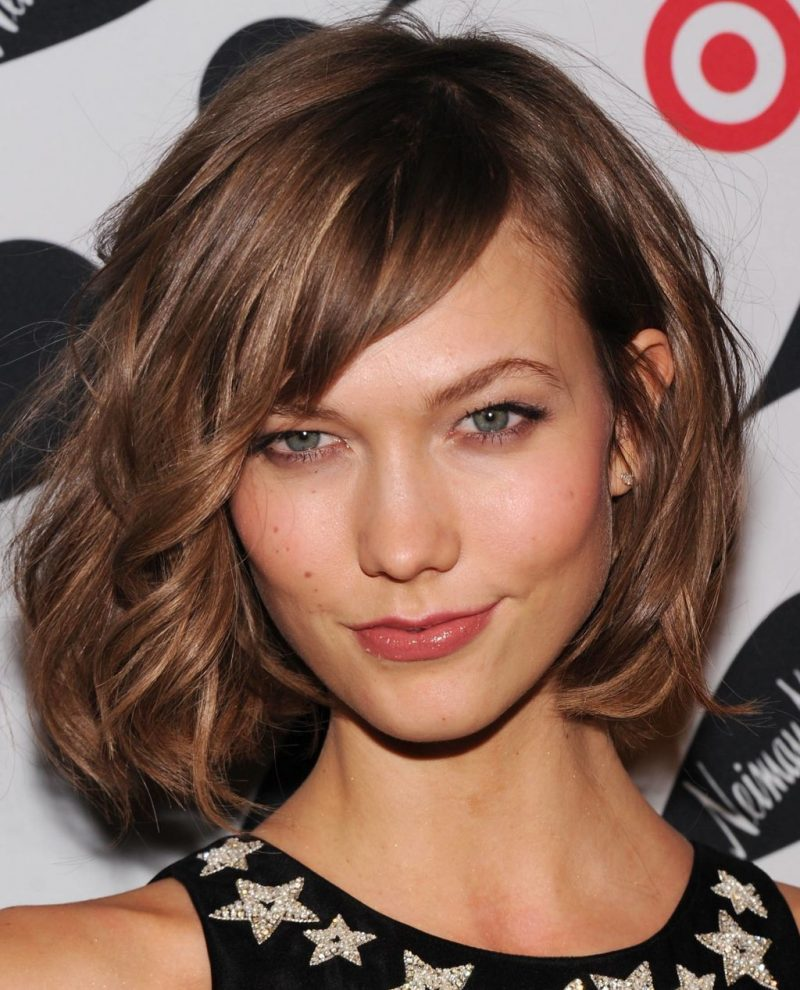 22 Ideen Fur Perfekte Stufige Mittellang Frisuren Frisurentrends