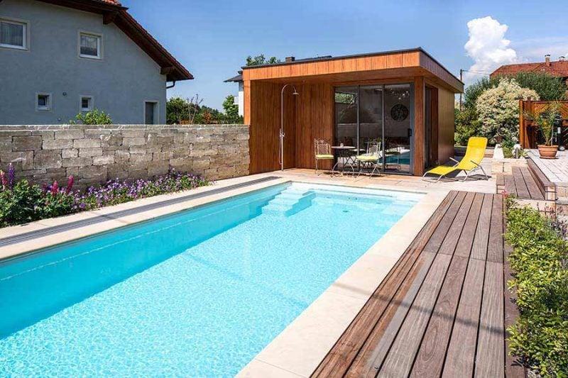 Swimmingpool Design Ideen