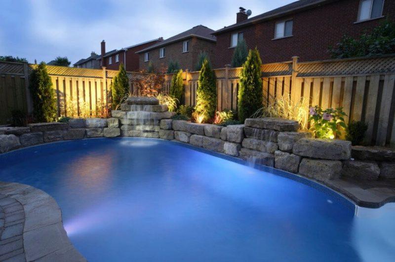 Swimmingpool Schwimmbad