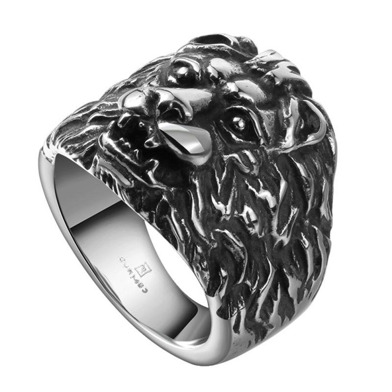 Symbol für Stärke Löwe