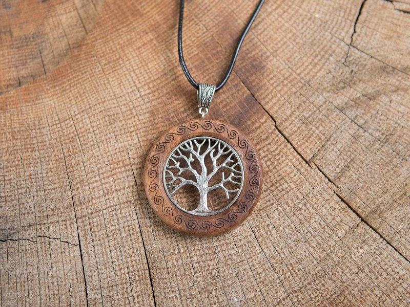 Symbol für Stärke Eichen Baum