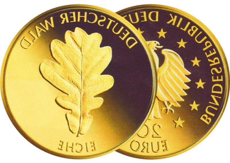 Symbol für Stärke Euro