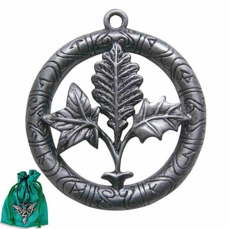 Symbol für Stärke Baum Schmuck