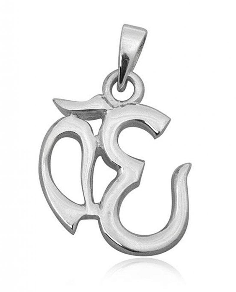 Symbol für Stärke Om Schmuck