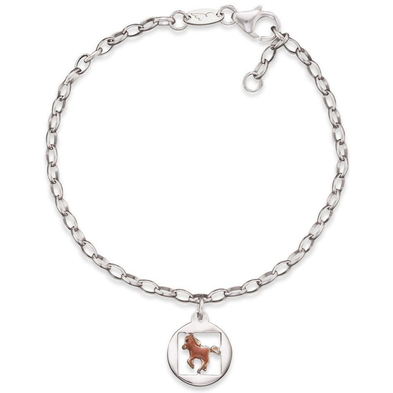 Symbol für Stärke Pferd