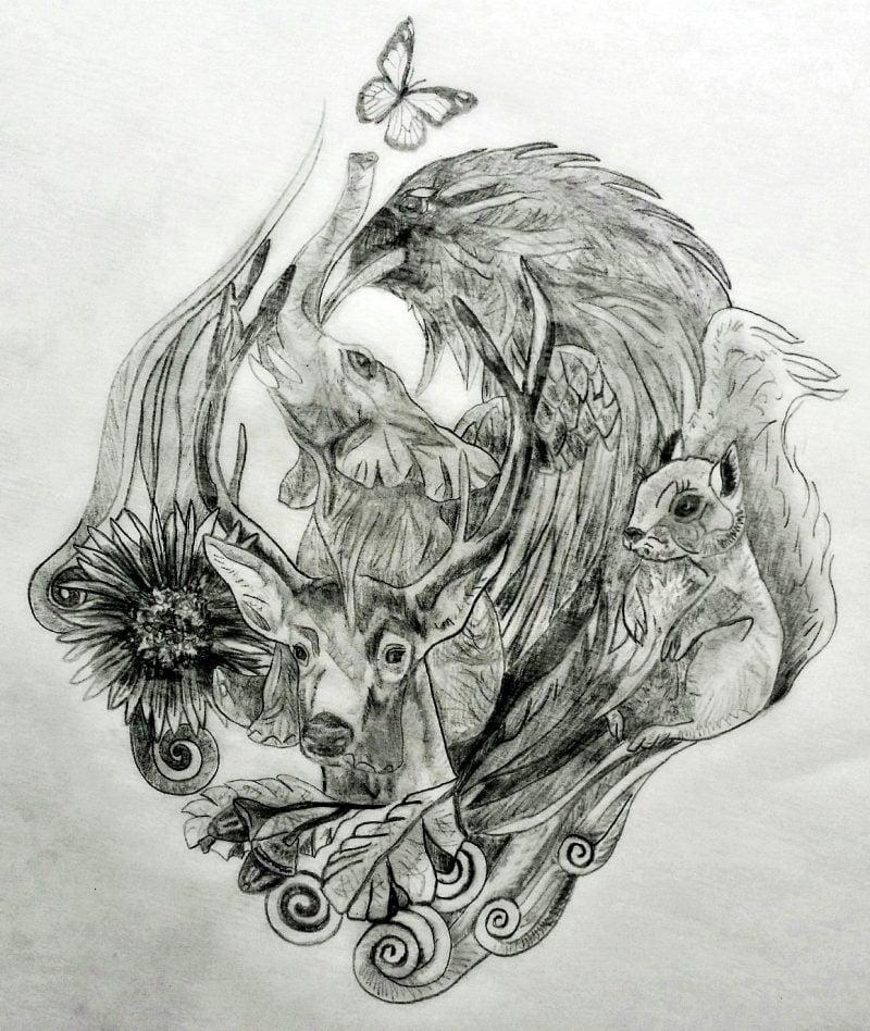 Tattoovorlagen kostenlos Ideen