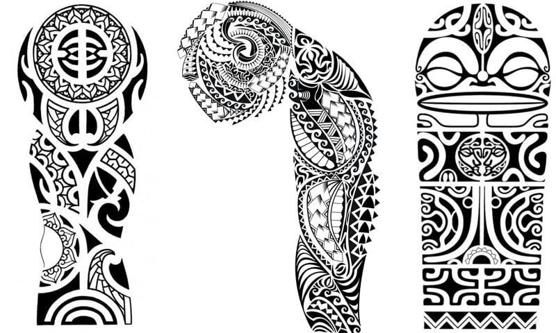 Tattoovorlagen kostenlos Tribal