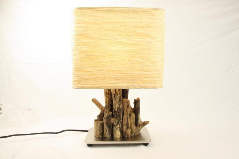 treibholz lampen kreativ