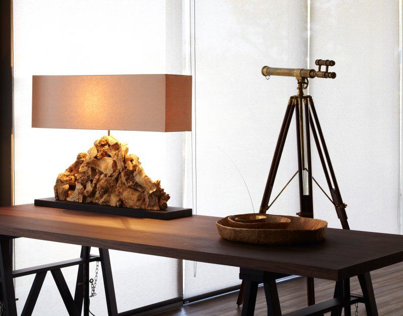 treibholz lampen elegant