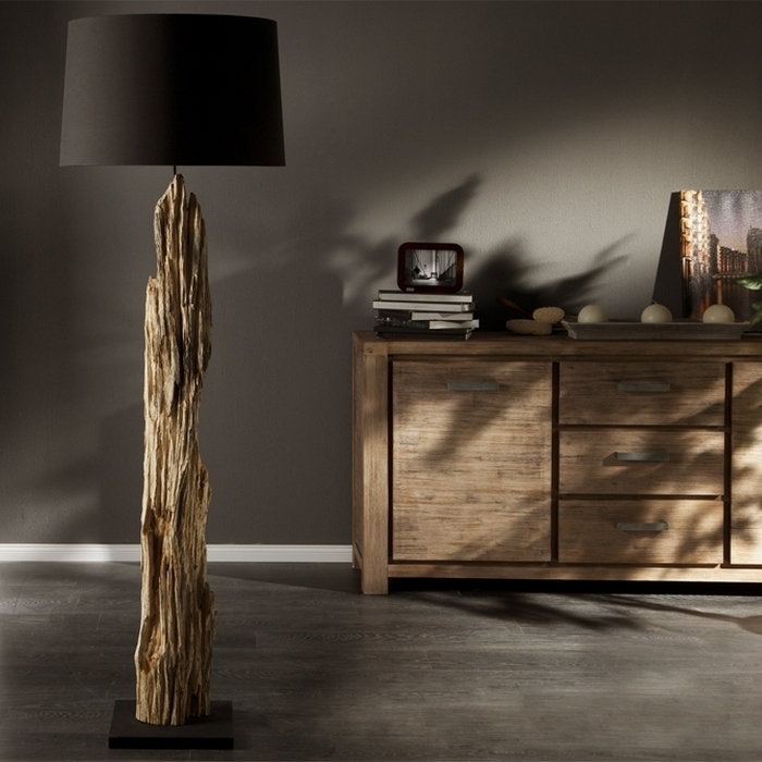 treibholz lampen 22 elegante designer ideen beleuchtung deko feiern zenideen. Black Bedroom Furniture Sets. Home Design Ideas
