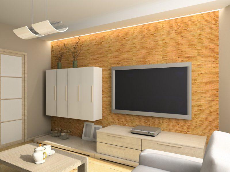 21 stilvolle ideen für indirekte wandbeleuchtung - beleuchtung ... - Led Beleuchtung Wohnzimmer Selber Bauen