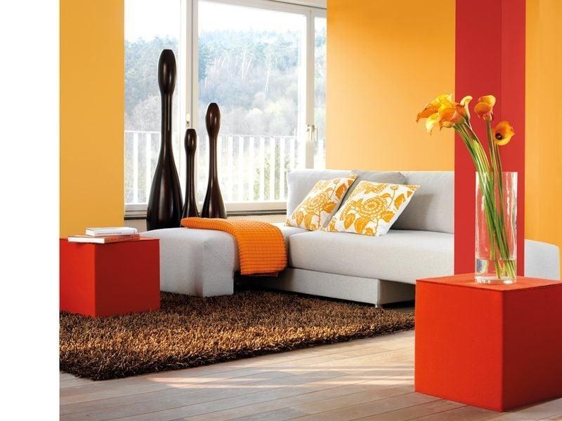 Welche Farben passen zusammen Orange