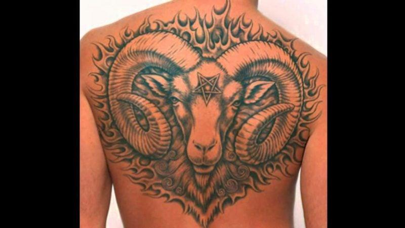 Widder Tattoo Symbolik Und Bedeutungen Tattoos Zenideen