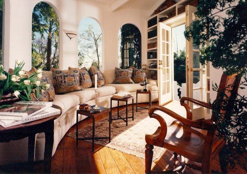 Wohnraumgestaltung Kolonialstil Design