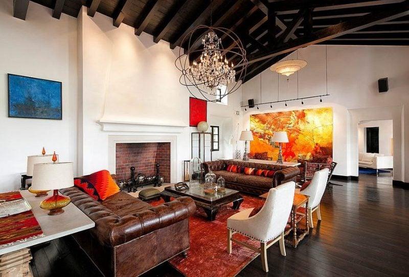 wohnraumgestaltung einrichtungsstil bersicht 50 ideen innendesign zenideen. Black Bedroom Furniture Sets. Home Design Ideas