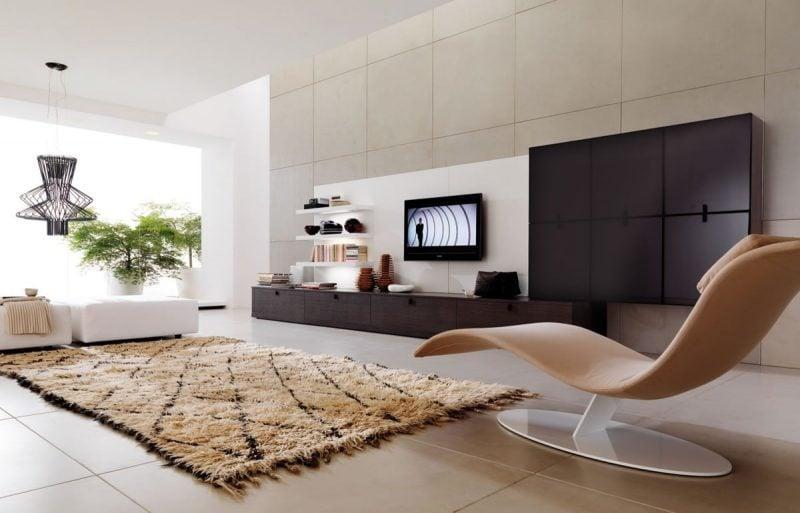 Wohnraumgestaltung Minimalismus Einrichtung