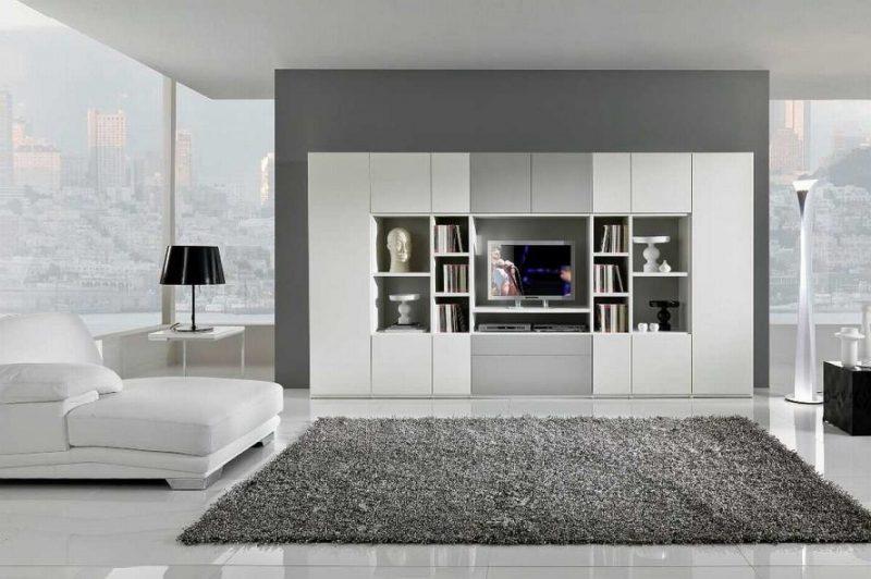 wohnraumgestaltung: einrichtungsstil Übersicht + 50 ideen ... - Wohnraumgestaltung Grau