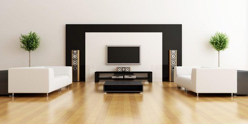 Wohnraumgestaltung Minimalist Design