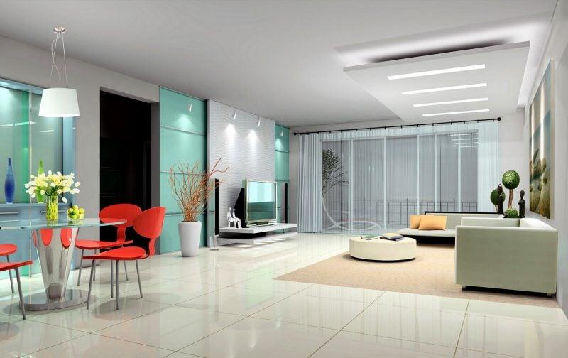 Wohnraumgestaltung Minimalist