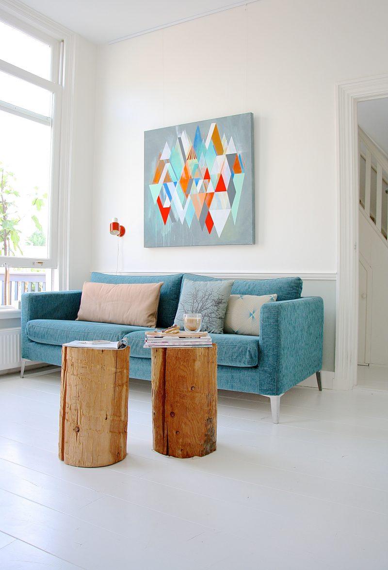 Wohnraumgestaltung Skandinavischen Stil Möbel