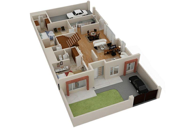 3d raumplaner floorplan