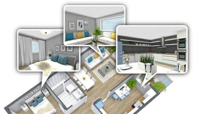 3d raumplaner homedesigner