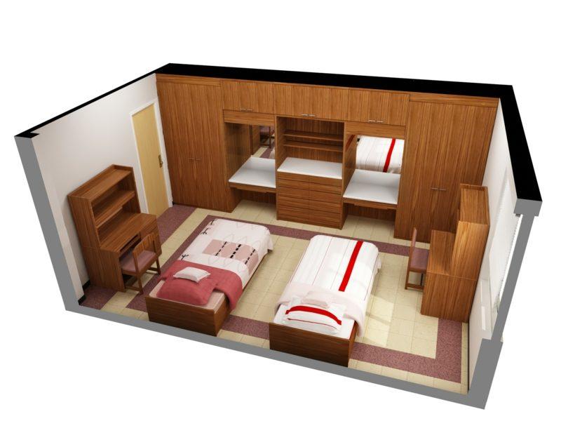3d raumplaner die kreative wohnungsgestaltung for Schlafzimmer raumplaner