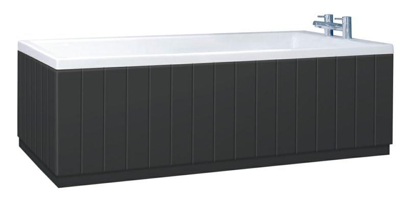 badewannenverkleidung wenge bath panel