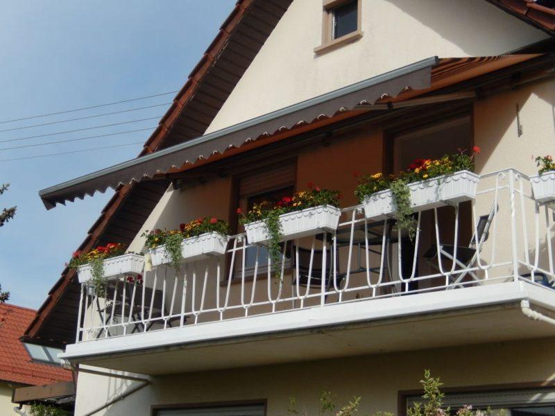 Balkonmarkisen Ideen und Inspirationen