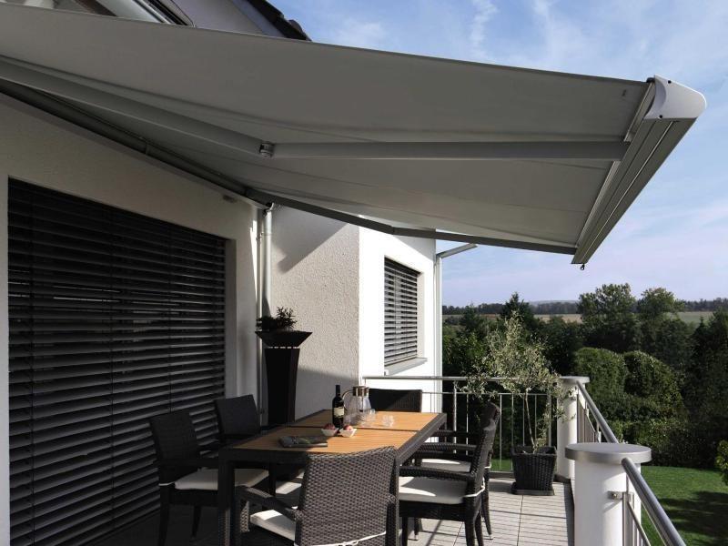 balkon markise ohne bohren aus metall with balkon markise. Black Bedroom Furniture Sets. Home Design Ideas