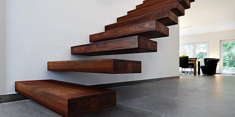 beautiful treppe ohne geländer ideas thehammondreport com