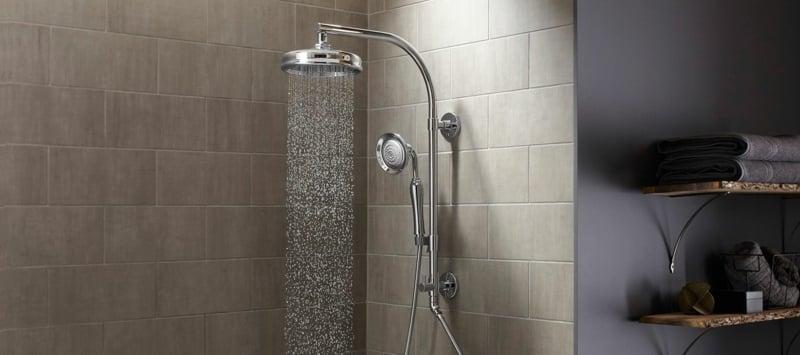 Gemauerte Dusche als Blickfang im Badezimmer: Vor- und Nachteile