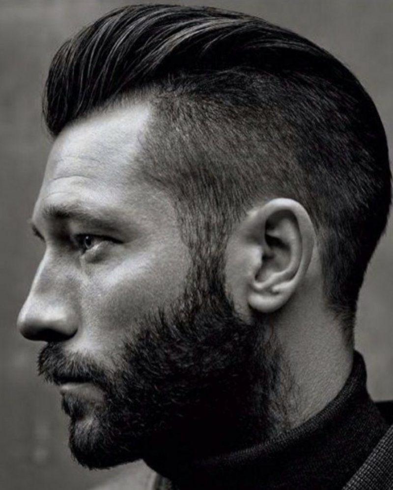 Fade Haarschnitt